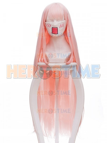 Zero Two Cosplay Wig Darling in the Franxx Cosplay Wig