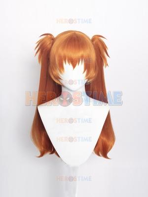 Asuka Evangelion Cosplay Wig