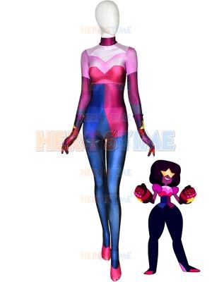 Steven Universe Garnet Printing Cosplay Costume