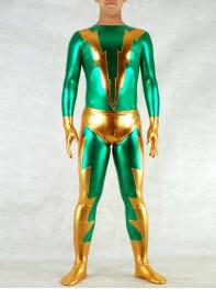 Marvel Supervillain Electro Cosplay Costume