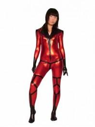 Marvel Comics Dreamqueen Metallic Superhero Costume
