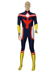 My Hero Academia All Might Custom Cosplay Costume