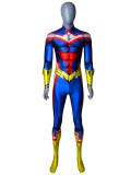 All Might Uniform My Hero Academia Toshinori Yagi Cosplay Costume