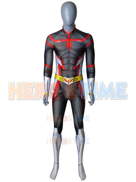 All Might V3 My Hero Academia Printing Cosplay Costume