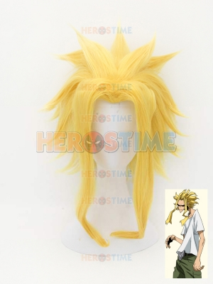 All Might Wig My Hero Academia Yagi Toshinori Cosplay Wig