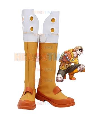 FATGUM Cosplay My Hero Academia Toyoura Taishirou Cosplay Boots