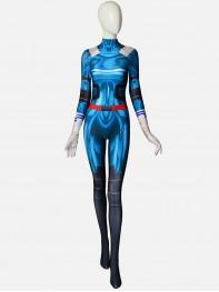 Female Deku Cosplay Costume My Hero Academia Izuku Midoriya Spandex Suit No Mask