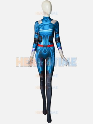 Female Deku Cosplay Costume My Hero Academia Izuku Midoriya Spandex Suit No Mask