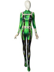 Froppy Costume Boku no Hero Academia Cosplay Costume With Accessories