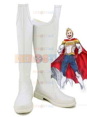 Lemillion Cosplay Boots My Hero Academia Mirio Togata Cosplay Boots