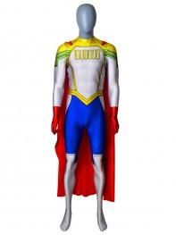 Lemillion Mirio Togata My Hero Academia Cosplay Costume With Cape