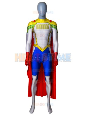 Lemillion Mirio Togata My Hero Academia Cosplay Costume With Cape