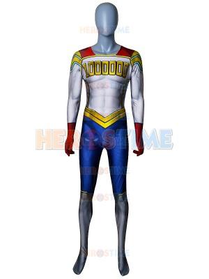 Lumillion Cosplay Costume My Hero Academia Mirio Togata Printing Spandex Suit