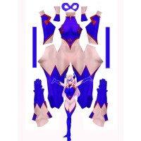 MT Lady Mount Lady My Hero Academia Cosplay Costume