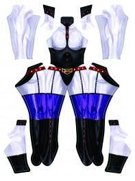 Midnight Nemuri Kayama My Hero Academia Cosplay Costume