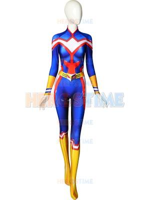 My Hero Academia All Might Female Shade Cosplay Costume