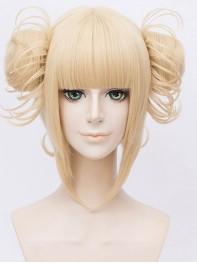 My Hero Academia Himiko Toga Cosplay Wig