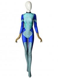 Nejire Hado My Hero Academia DyeSub Cosplay Costume No Mask