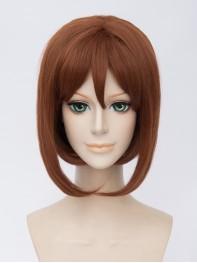 Ochaco Uraraka My Hero Academia Girls Cosplay Wig