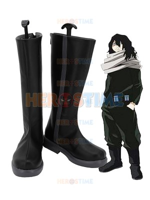My Hero Academia Shota Aizawa Cosplay Boots