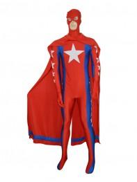 Statesman Custom Powerful Superhero Costume