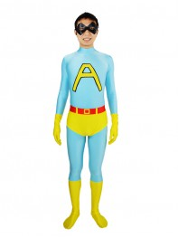 Saturday Night Live Ace Spandex Superhero Costume