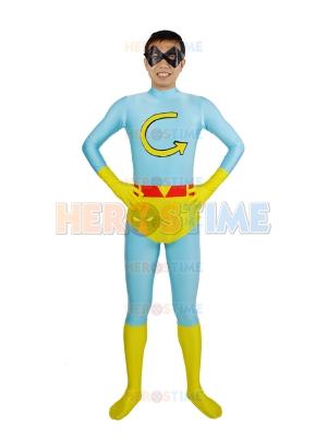 Saturday Night Live Gary Spandex Superhero Costume