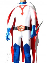 Science Ninja Team Gatchaman Ken Superhero Costume