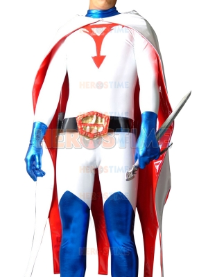 Science Ninja Team Gatchaman Ken Superhero Costume