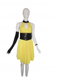 Watchmen Secret Wishes Sally Jupiter Spandex Costume