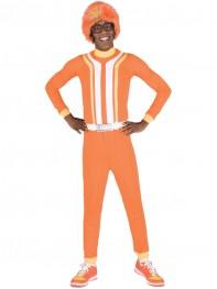 Yo Gabba Gabba DJ Lance Spandex Costume