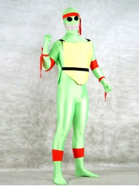 Teenage Mutant Ninja Turtles Spandex Superhero Costume