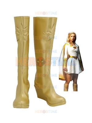 The Boys Annie January Starlight Cosplay Boots