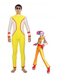Space Channel 5 Ulala Spandex/Lycra Costume