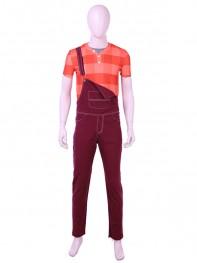 Wreck-It Ralph 2 Suit Ralph Breaks Deluxe Cosplay Costume