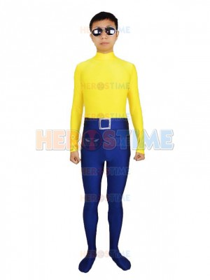 Alias the Spider Spandex Superhero Costume