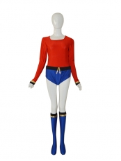 Aqualad Garth DC Comics Spandex Lycra Superhero Costume