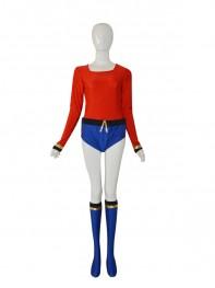 Aqualad Garth DC Comics Spandex Lycra Superhero Costume