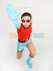 DC Comics The 1st Aqualad Garth Spandex Superhero Costume