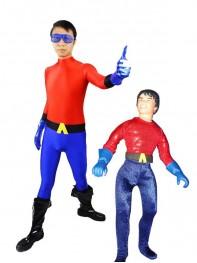 DC Comics Aqualad Lycra Spandex Superhero Costume