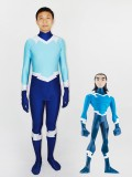 Teen Titans Aqualad Spandex Superhero Costume