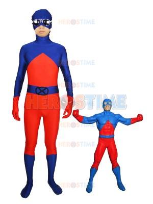 DC Comics Atom Ray Palmer Spandex Superhero Costume