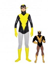Super Friends Black Vulcan Superhero Costume