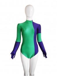 Caitlin Fairchild Spandex Superhero Costume