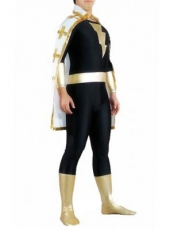 DC Comics Marvel Family Black Adam Superhero Costume