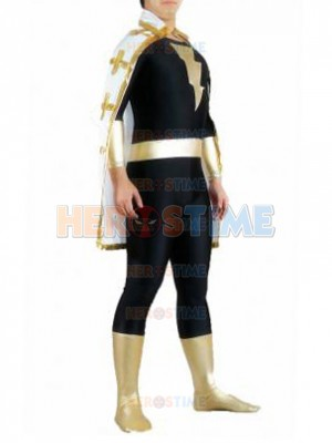 DC Comics Marvel-Family Black Adam Superhero Costume
