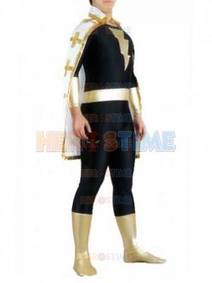 DC Comics Marvel Family Black Adam Superhero Costume