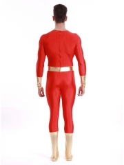 Captain Marvel Superhero Costume