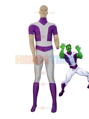 DC Comics Beast Boy Custom Superhero Costume