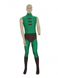 DC Comics Green Arrow Powerful Men Superhero Costume